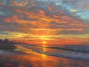Myrtle beach morning