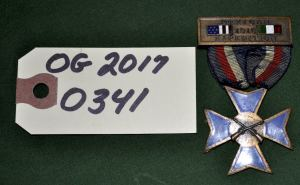 1916 Mexican Expedition Medal