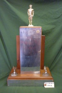 The Centenial Legion of Historic Military Commands Throphy