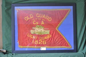 "Old Guard Co. A ""Light Guard"" Guidon"