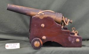 Small Bronze Cannon
