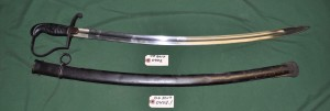 35 Inch Sword with 31 Inch Scabard