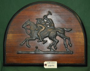 Polo Plaque