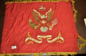 244th Coast Artillery Battalion Colors