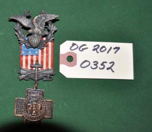 Spanish American War Medal