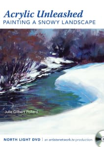 Acrylic Unleashed - Paint a Snowy Landscape