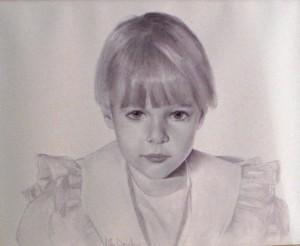 Commissioned Portrait Sample 1