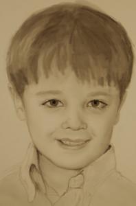 Commissioned Portrait Sample 3
