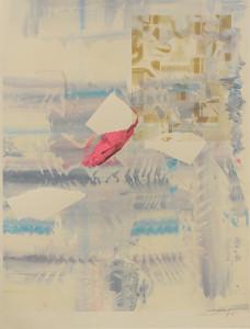 Jordan Martins & Sonnenzimmer Monoprints 1 - 3