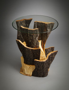 Formations End Table