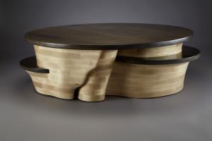 Kahn coffee table commission