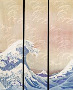 Homage to Hokusai II