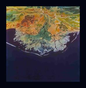Selenga Delta (Lake Baikal, Russia)