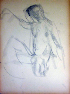 Untitled #1477, from Sketch Book I