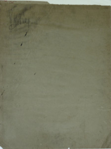 Front Cover of Sketch Book V