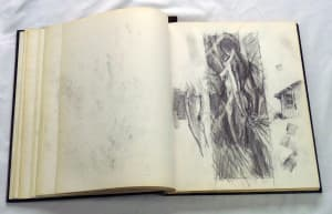 """Page 65-66, from """"Sketch Book #5111"""""""