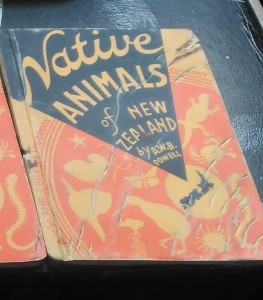Native Animals Carved Book . 008