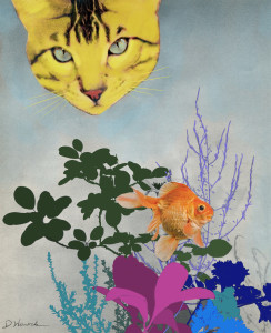 THE STORY OF CAT AND FISH