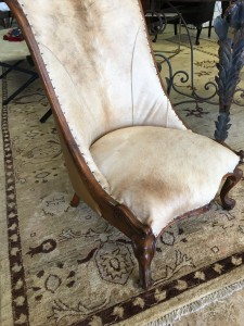 Furniture - Boot Chairs, Antique