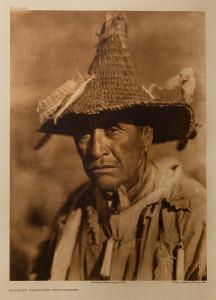 Klamath Warrior's Head-dress
