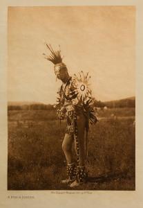 A Ponca Dancer