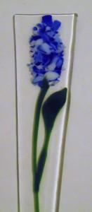 Plant Stake-Blue Delphinium