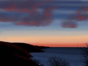 Freshwater Dawn