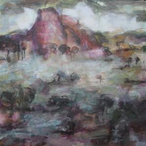 Twilight At Mount Jim Crow