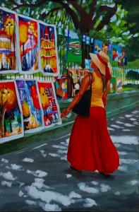 Jackson Square Art Market