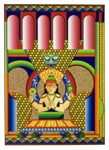 Patanjali (Gicleé Print)