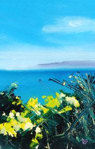 Sea Blooms IV - Gunwalloe, Cornwall