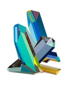 Color Crystal #3