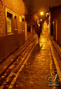 Whitechapel Alleyway