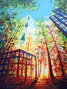 Urban Treehouse (NewYork + Kleinburg)