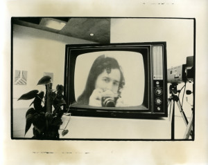 Split Screen, talking Plants, Video Maze, Everson Museum of Art 1975