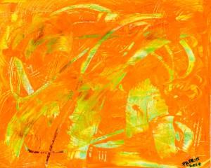 Orange & Lemon Lime Splash