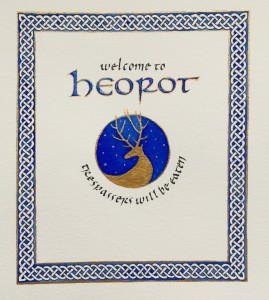 Welcome to Heorot