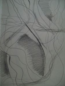 Pencil Abstraction 4