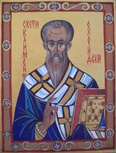 St Klyment of Ochrid