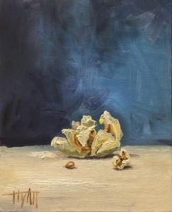 Popcorn en Bleu