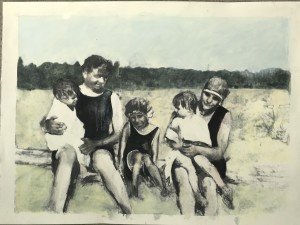 Near and Distant Shores: Young Family
