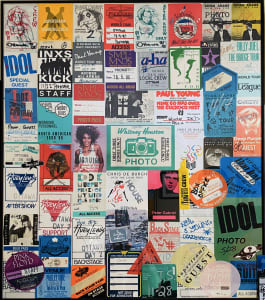 5152 - Backstage Pass Collection (framed)