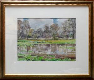 2398 - The Lake in Spring