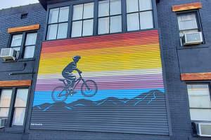 Quapaw山骑自行车