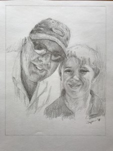 Father's Day Commission