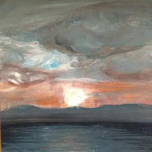 Sunset no. 3