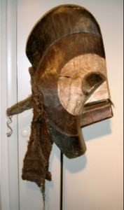 Kifwebe Male Dance Mask