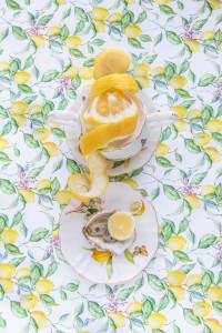 Gracie Lemonata with Lemon
