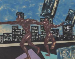 Black Gods of the Metropolis #1 ~ Guitars & Drums