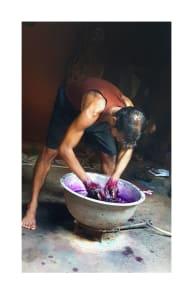 Dyeing Cloth I